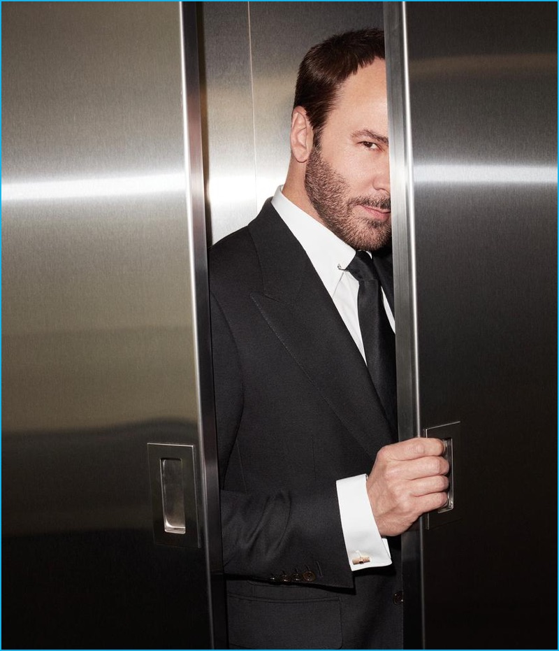 Tom Ford Connects with WSJ 10c9b6d83df