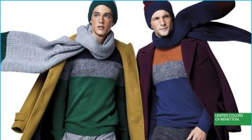 United Colors of Benetton Charms with Fall/Winter Campaigns