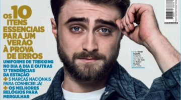 Daniel Radcliffe Dons Louis Vuitton & Prada for GQ Style Brasil Cover Story