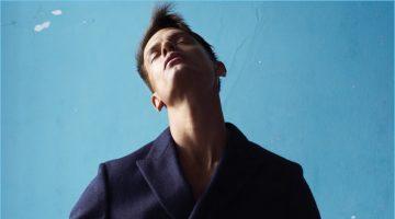 Eddie Klint is Striking in Winter Fashions for Kinfolk Cover Shoot