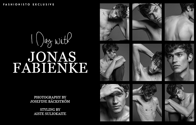 Fashionisto Exclusive: Jonas Fabienke photographed by Josefine Bäckström