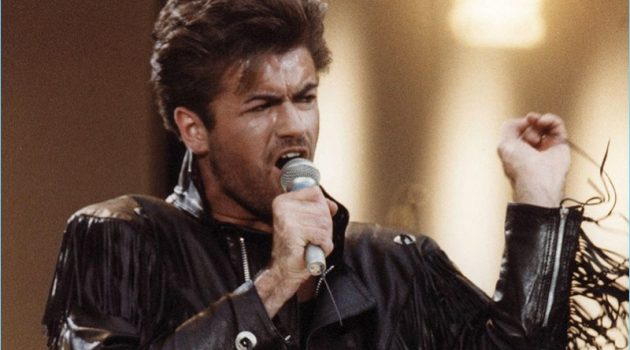 Remembering George Michael: Revisit the Star's Iconic Leather & Denim Style