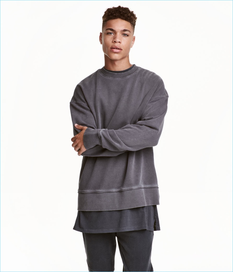 d9d168aa42b789 New Arrivals: Go Casual with H&M's Hoodies & Sweatshirts