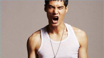 Hao Yun Xiang Reunites with Harper's Bazaar Men Thailand for Grooming Shoot