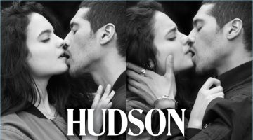 Hudson Jeans Gets Intimate with Jhanelle Castillo & Nina Daniele