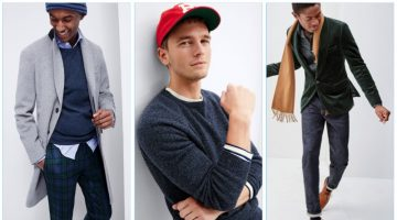 Head Into the New Year with J.Crew's Timeless Styles