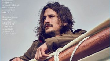Jarrod Scott Takes on Seafaring Life for Man of the World