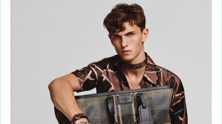 Louis Vuitton Goes Graphic for Spring '17 Campaign