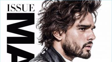 Marlon Teixeira Goes Bold for Issue Man Cover Story