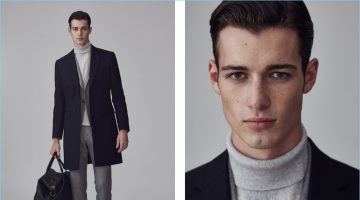 The Suit Switch Up: Reiss Styles Its Best Tailoring