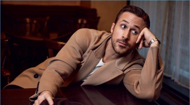 Ryan Gosling Rolex Watch Picture