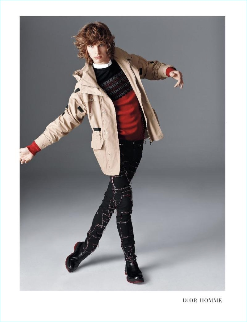 Saks Fifth Avenue Makes a Trendy Slim Statement with Fall Campaign