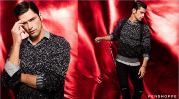 Sean O'Pry Stars in Penshoppe's Holiday Campaign