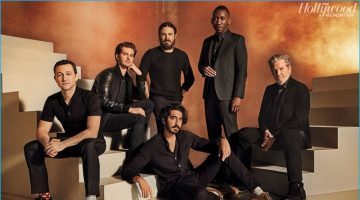 Andrew Garfield, Dev Patel + More Gather for The Hollywood Reporter's Actor Roundtable