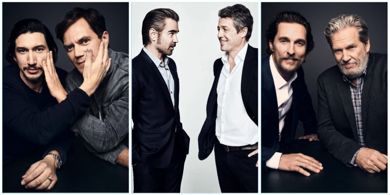 Adam Driver, Colin Farrell, Matthew McConaughey + More Come Together for Variety's Actors on Actors