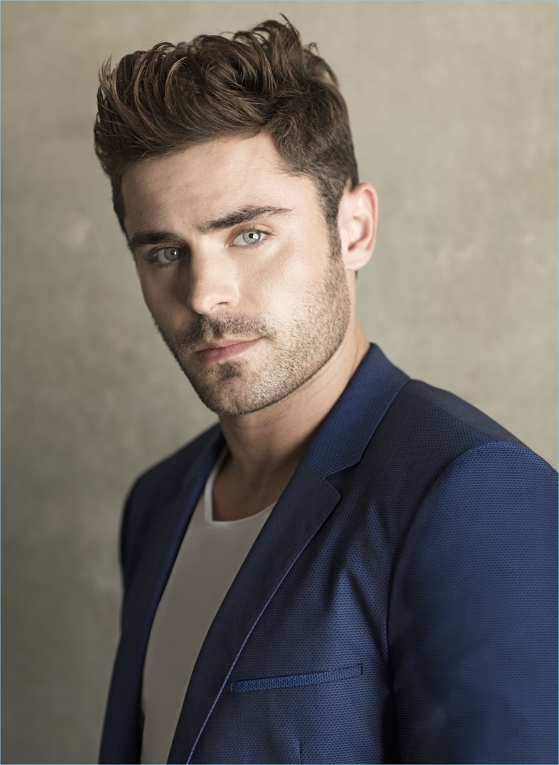 Hugo Boss Taps Zac Efron as Latest Brand Ambassador
