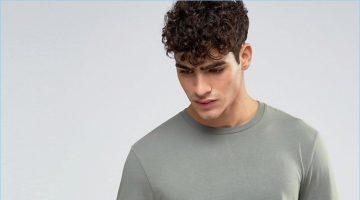 ASOS Super Longline Long-Sleeve T-Shirt