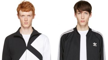Adidas Originals offers its iconic track jacket in a fresh new style for spring-summer 2017.