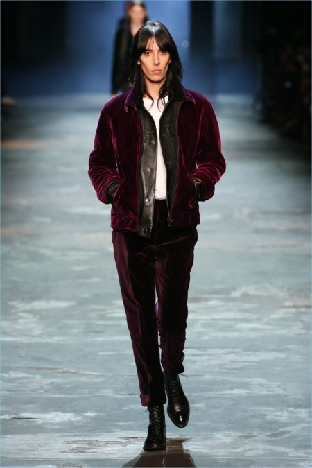 Haider Ackermann Revisits Essentials for Berluti Debut Collection