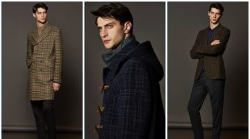 Boglioli presents sophisticated styles for its fall-winter 2017 men's collection.
