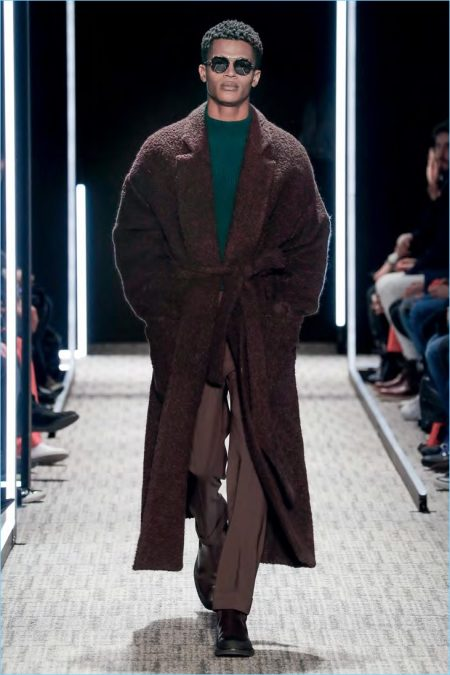Cerruti 1881 Celebrates Its 50th Anniversary with Fall '17 Collection