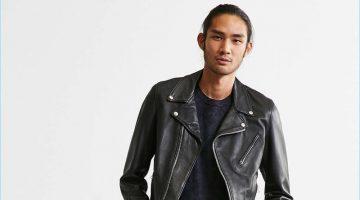 Cheap Monday x Urban Outfitters Black Stretch Skinny Denim Jeans