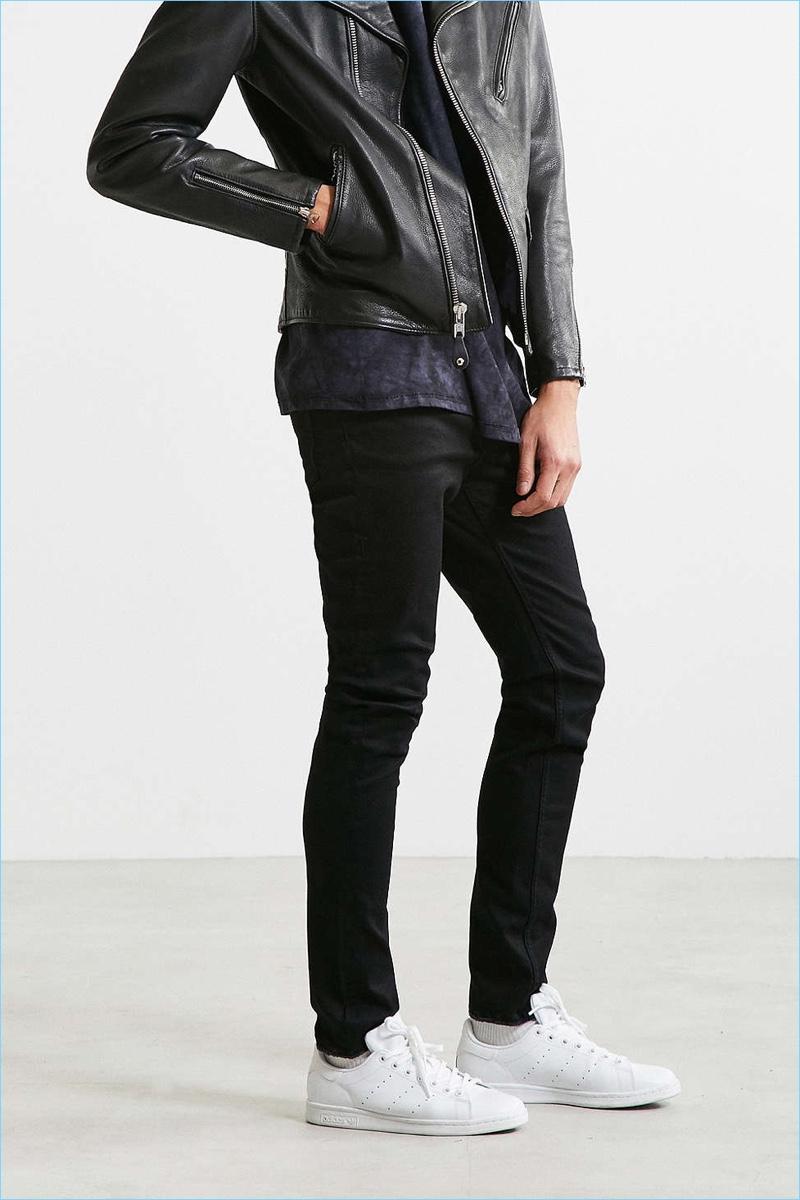 Black skinny jeans cheap
