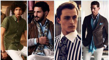 Eton Spring/Summer 2017 Menswear