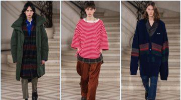 Études presents its fall-winter 2017 men's collection during Paris Fashion Week.