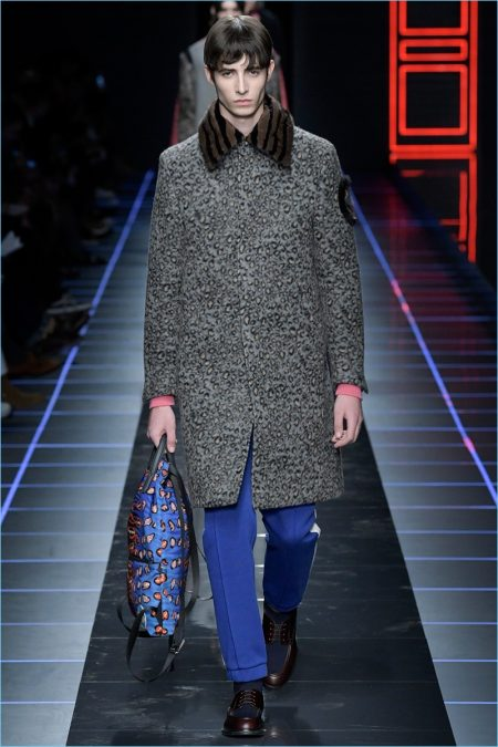 bdfa702a541 Fendi Rides the 80s Wave for Fall  17 Collection