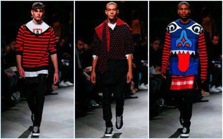 Givenchy Looks to American West for Fall '17 Collection