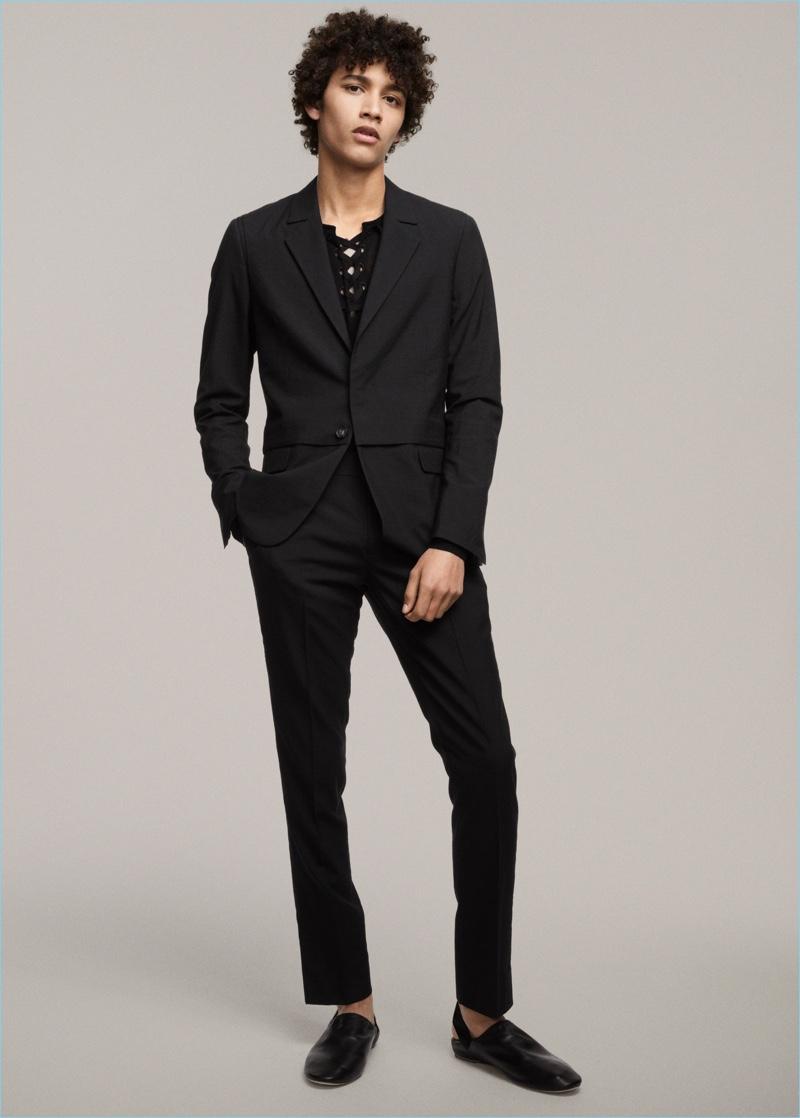 Fashion lookbook 2017 - H M Studio Spring Summer 2017 Men S Collection