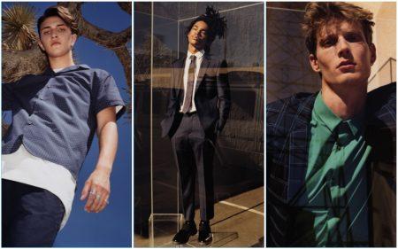 Anwar Hadid, Luka Sabbat + More Star in HUGO's Youthful Spring '17 Campaign