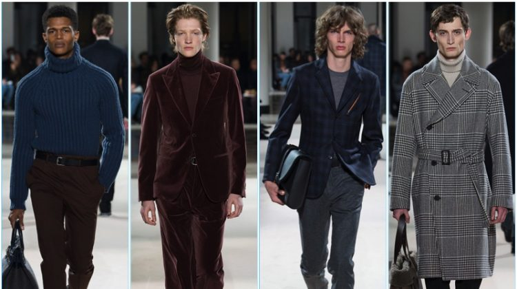 Hermès Delivers Classic Touch of Luxury for Fall '17 Collection