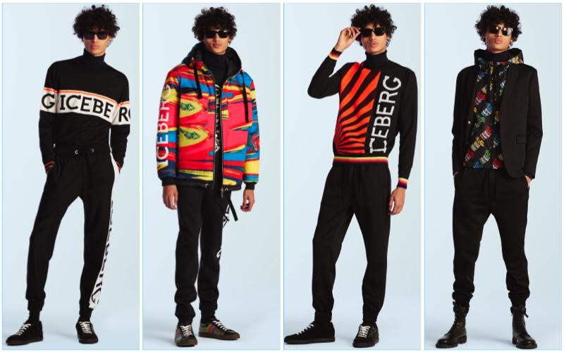 quality design f6523 b6515 Iceberg Fall/Winter 2017 Men's Collection Lookbook   The ...