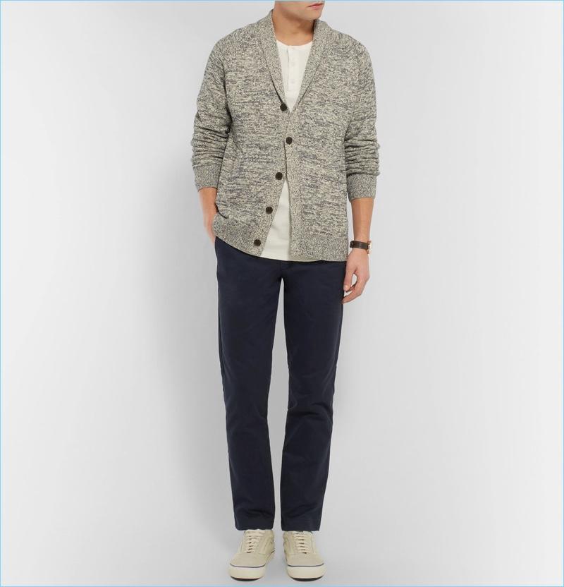 Fashionisto Essential: J.Crew Slim-Fit Chinos