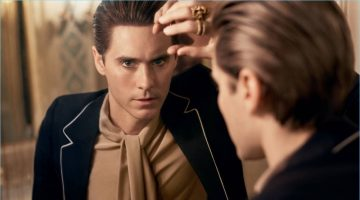 Jared Leto Fronts Gucci Guilty Absolute Campaign