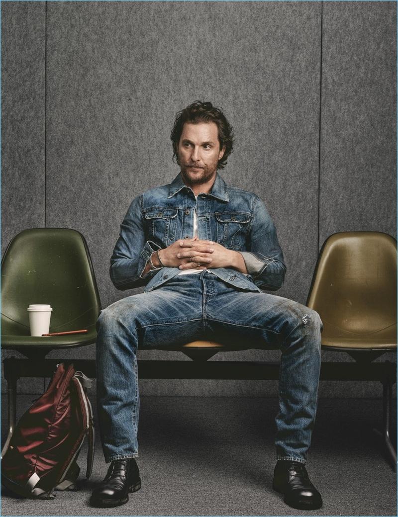 Viggo Mortensen, Adam Driver + More Come Together for W Magazine Movie Issue