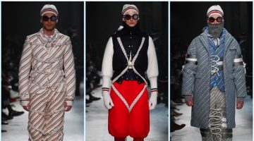 da5ee05f6ccf Moncler Gamme Bleu Sets Sights on Eccentric Mountain Trek for Fall  17  Collection. Designer Thom Browne ...