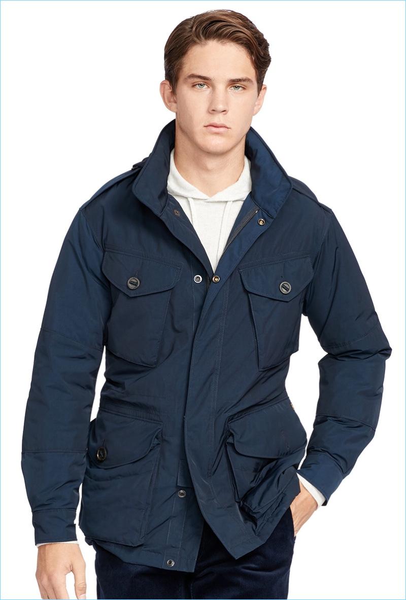 Polo Ralph Lauren Down Field Jacket