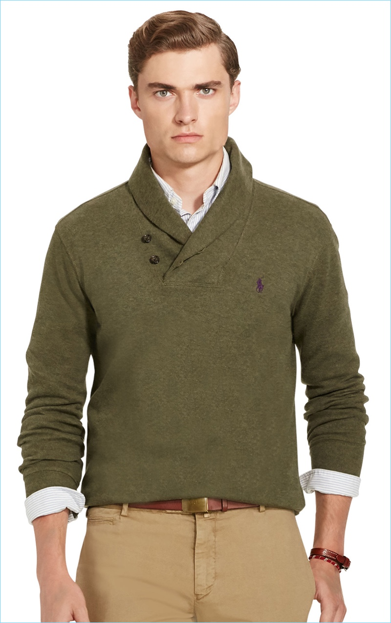 Polo Ralph Lauren Sale: Fall/Winter 2016 Men's Fashions