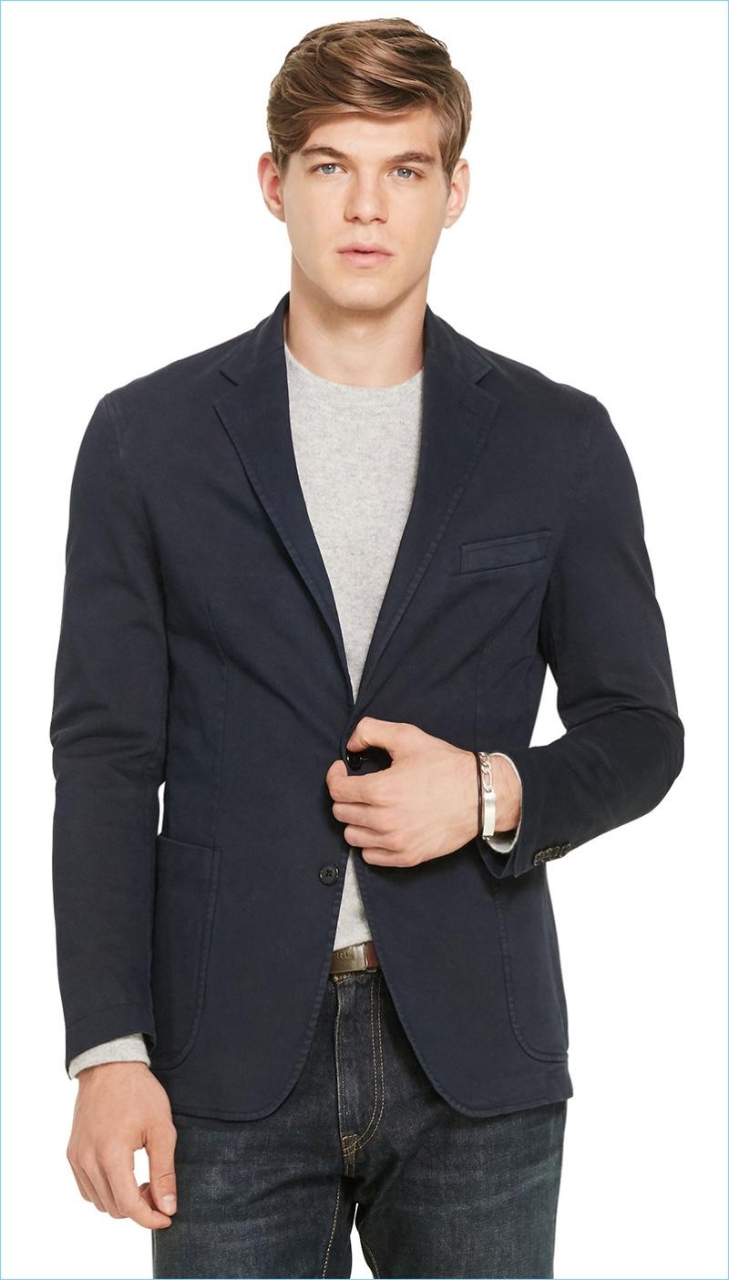 Polo Ralph Lauren Morgan Twill Sport Coat