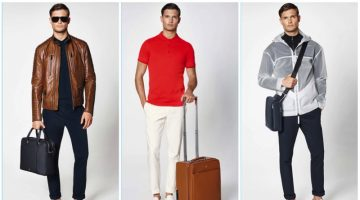 Porsche Design unveils its spring-summer 2017 collection, which features sleek styles for its man on the go.