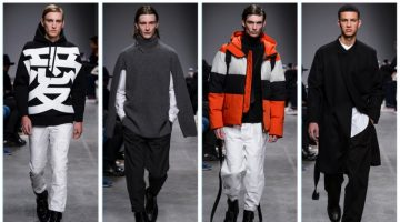 Ports 1961 Fall/Winter Men's Collection