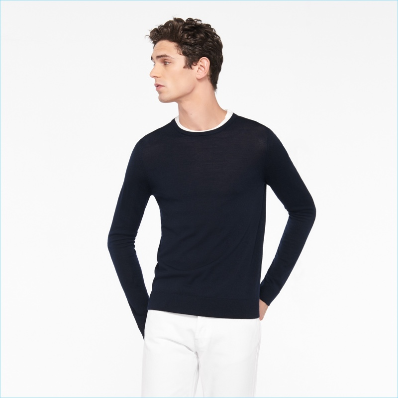 Sandro Men's Sweater