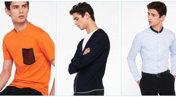 Sandro Pre-Spring 2017 Men's Collection