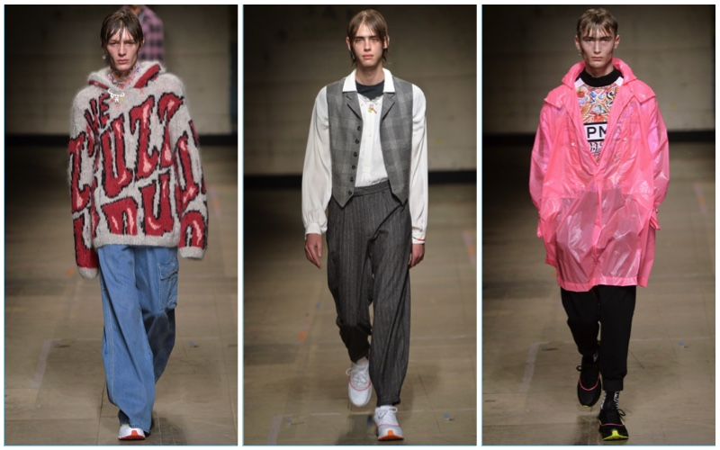 Topman Design reinterprets British style with an eclectic fall-winter 2017 collection.