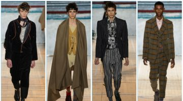 Vivienne Westwood Fall/Winter 2017 Men's Collection