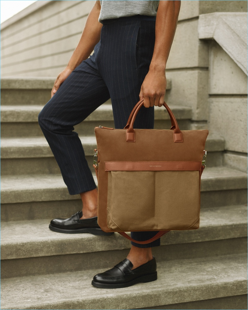 Season standouts for WANT Les Essentiels range from the brand's chic tote to a pair of leather loafers.