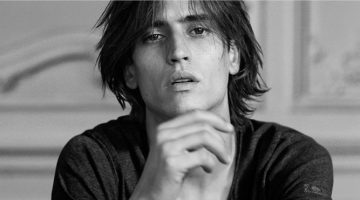 Sam Lammar Fronts Zadig & Voltaire's This is Him! Fragrance Campaign